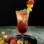 Petals to the Metal -  Hibiscus Highball